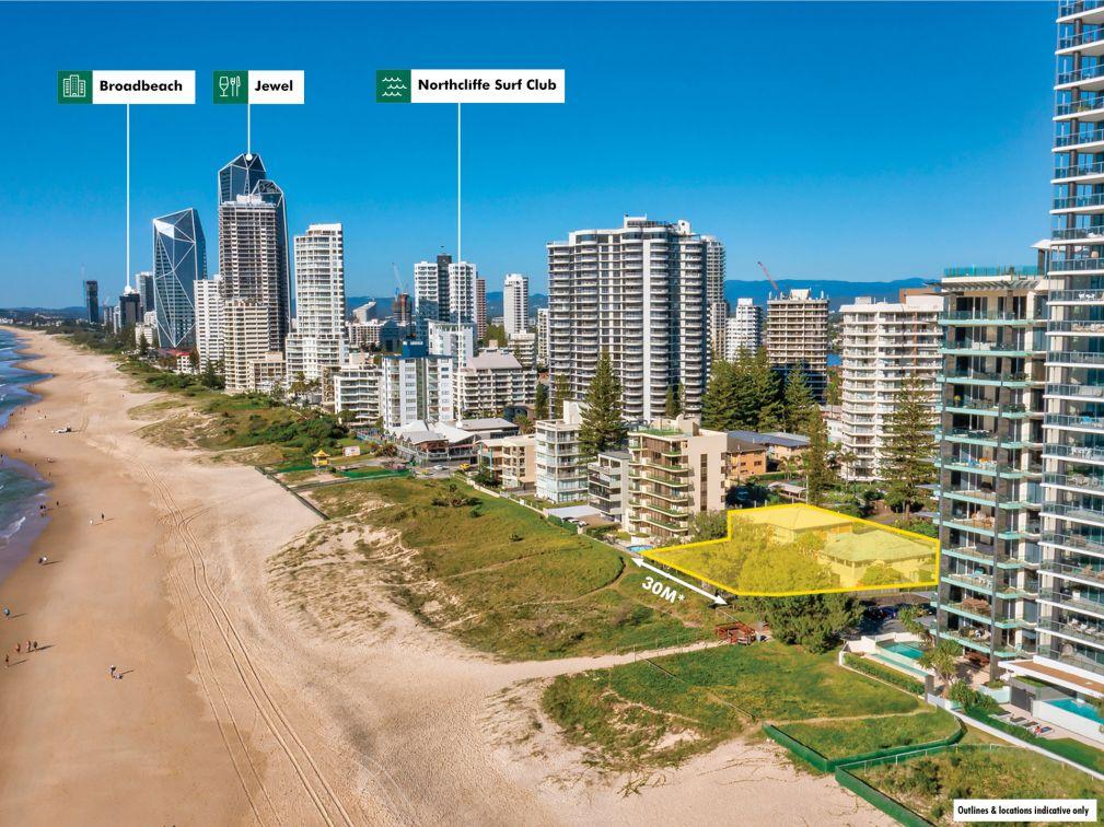 Surfers Paradise, QLD  4217