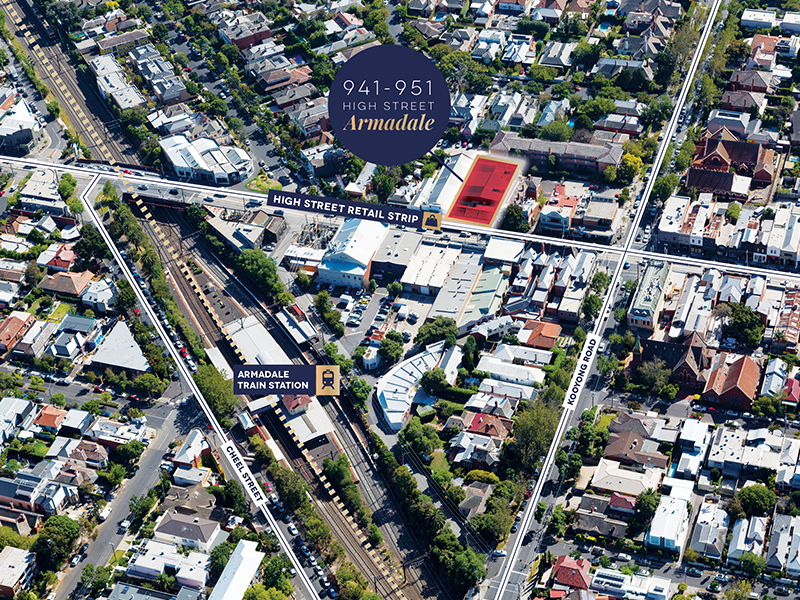 image for property 941-951 High Street, ARMADALE, VIC 3143