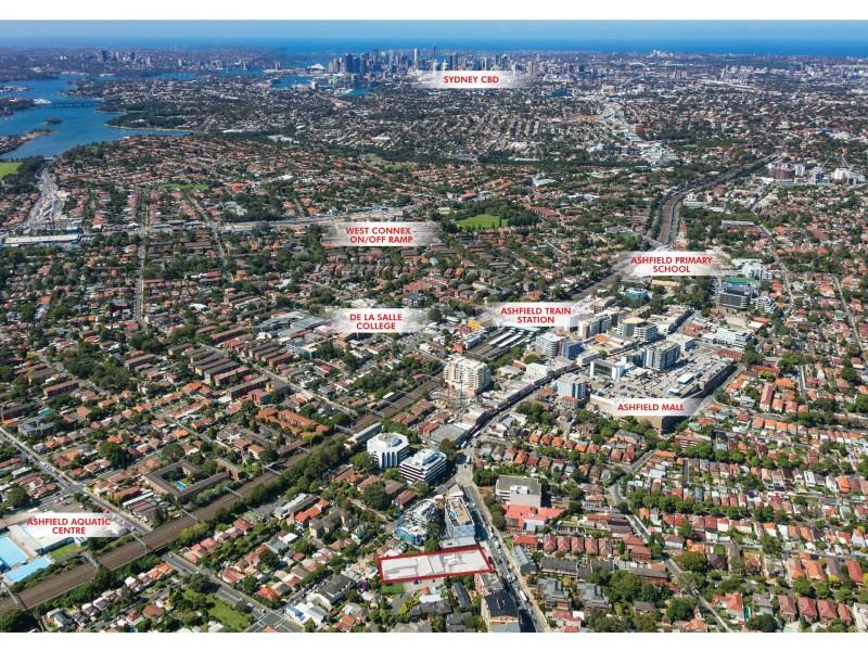 Ashfield, NSW  2131