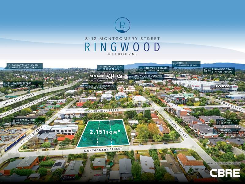 Ringwood, VIC  3134
